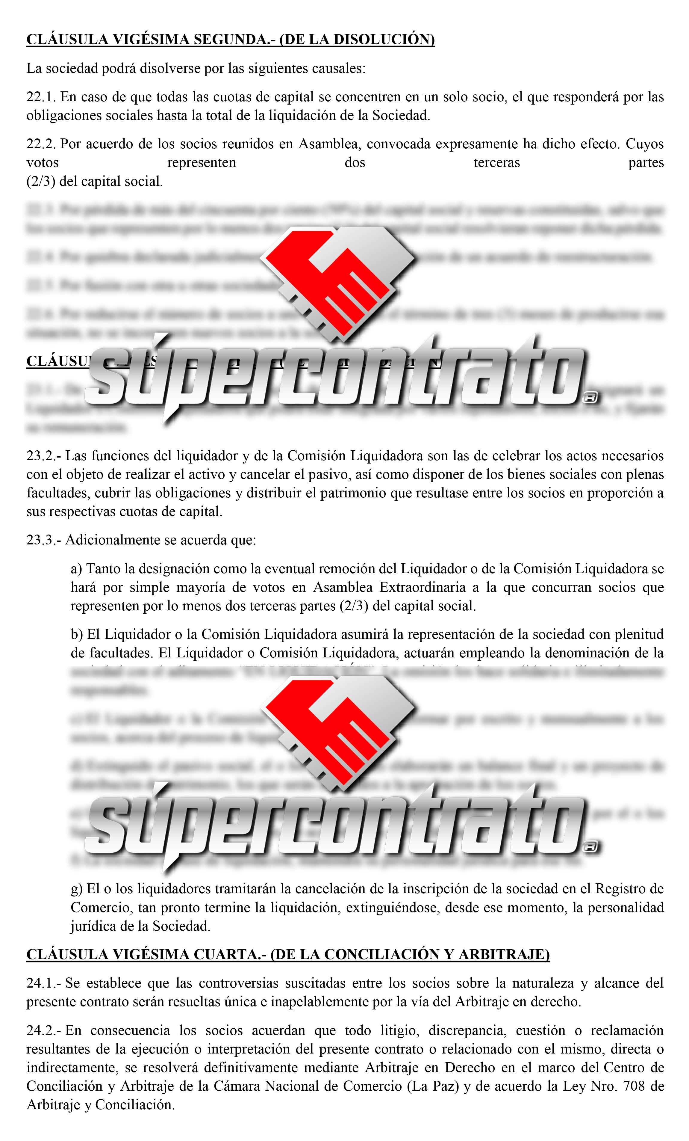 Redacción de contratos para alquileres