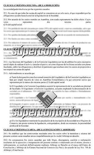 Modelos de contratos de compraventa de vehículo