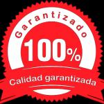 Isologo 100% garantizado